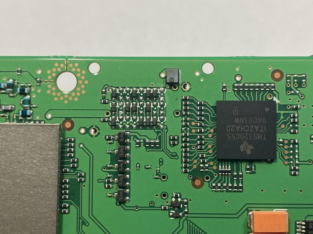 IC-705 TX modification